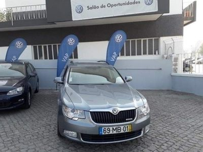 used Skoda Superb 1.6 TDi Ambition Greenline