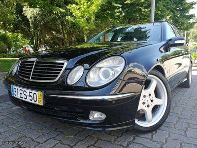 usado Mercedes E270 AVANGARD AMG