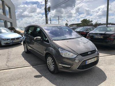 usado Ford S-MAX 1.6 tdci titanium