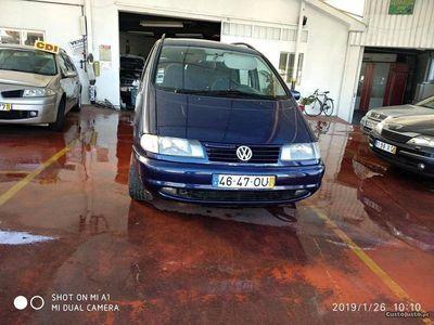 usado VW Sharan 7 lug.impecavel