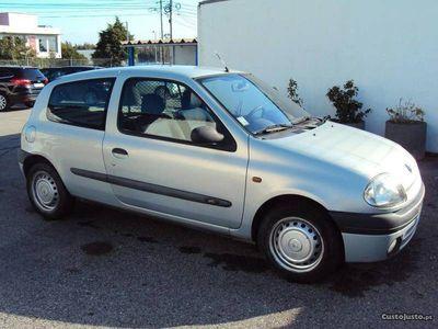 usado Renault Clio 1.5DCI Van 65cv