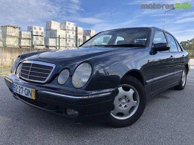 usado Mercedes E220 ClasseCDi Elegance