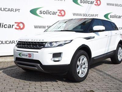 usado Land Rover Range Rover evoque Diesel 2.2L Pure 4WD MY12 Aut