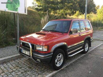 usado Opel Monterey RS