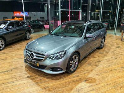 usado Mercedes E300 BLUETEC HYBRID C/GPS, PELE E TETO ABRIR PAN.