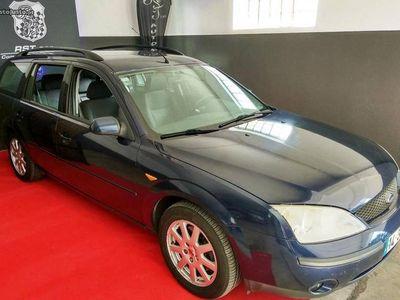 usado Ford Mondeo Sw 2.0 Tdci 115cv