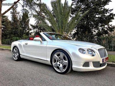 usado Bentley Continental Cabrio W12