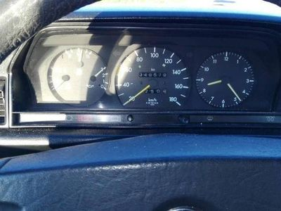 usado Mercedes 190 2.0D