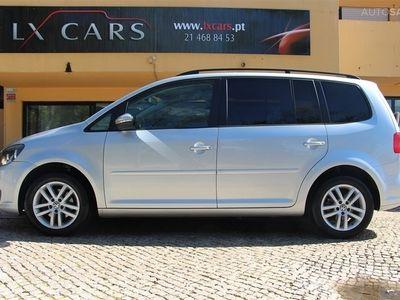 usado VW Touran 1.6 TDI Confortline 7 Lugares, Nacional