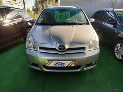 used Toyota Corolla Verso 2.2 D-4D Sol
