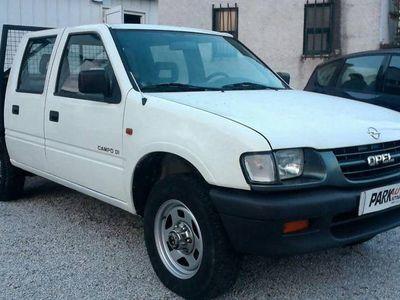 usado Opel Campo 2.5 ISUZU 4X4 5 LUG