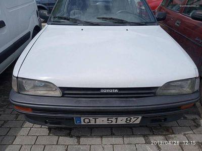 used Toyota Corolla 1.8 van