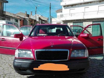 brugt Mercedes C200 Sprint