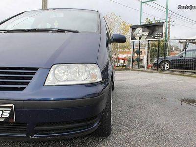 usado VW Sharan 1.9TDi 115cv 7Lug