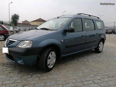 brugt Dacia Logan MCV 1.5 DCI