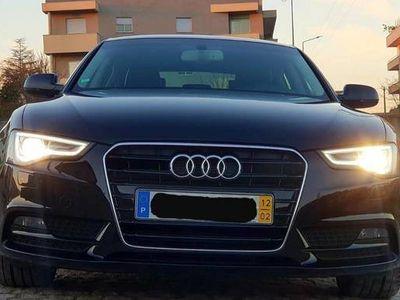 second-hand Audi A5 2.0 Tdi