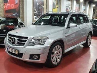 usado Mercedes GLK220 ClasseCDi BE Aut. (170cv) (5p)