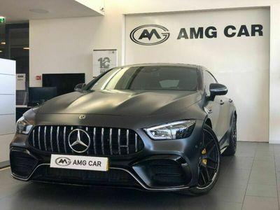usado Mercedes AMG GT 43 4MATIC+