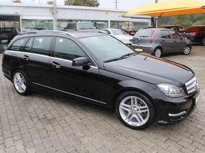 usado Mercedes C220 CDi Avantgarde BlueE.Aut.