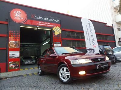 brugt Opel Vectra 1.7 TD CD Isuzu Muito bom estado.