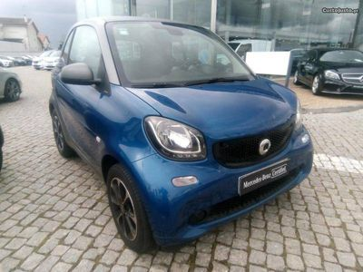 used Smart ForTwo Coupé Passion 90cv