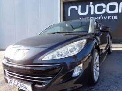 usado Peugeot RCZ Gasolina