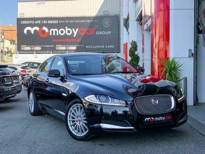 usado Jaguar XF 2.2D Premium Luxury Auto