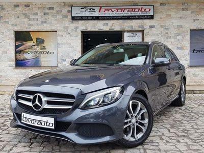 usado Mercedes C200 ClasseBlueTEC Avantgarde+ (136cv) (5p)
