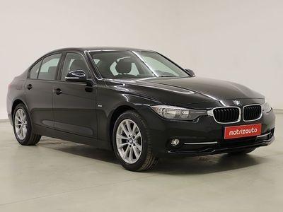 gebraucht BMW 318 d Auto Line Sport