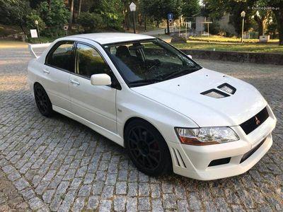 usado Mitsubishi Lancer EVOLUTION VII RS2