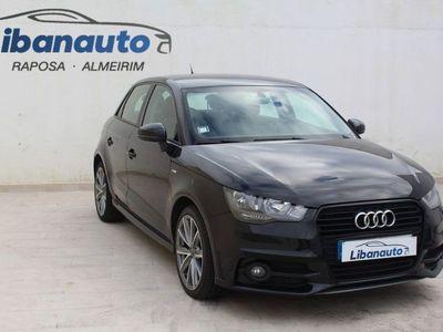 usado Audi A1 1.6 TDi S-Line