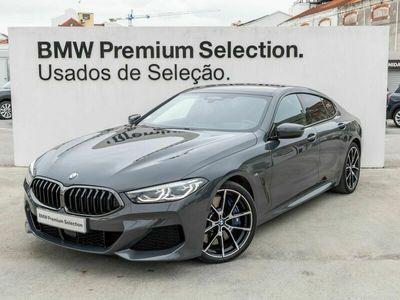 usado BMW 840 Serie 8 d xDrive Gran Coupe Pack M 2020