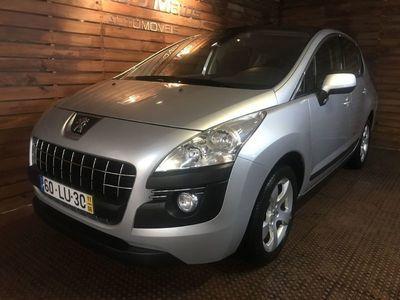 brugt Peugeot 3008 1.6 HDI SPORT CMV6