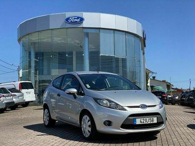 usado Ford Fiesta TREND VAN