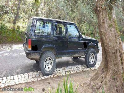 usado Jeep Cherokee 2.5 TD Classic