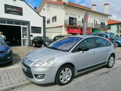 usado Citroën C4 1.6hdi 110cv