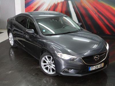 usado Mazda 6 2.2 SkyActiv-D Excellence Navi BOSE Edition