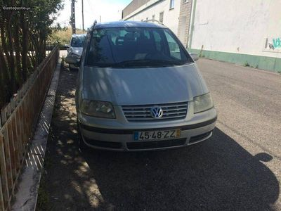 usado VW Sharan 2001an 1,9tdi 115kv