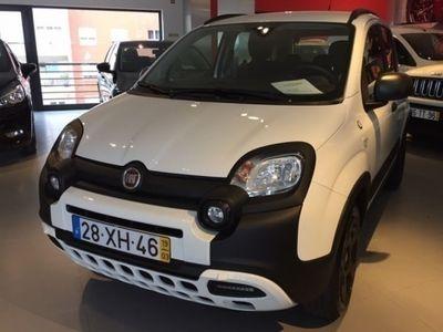 brugt Fiat Panda Cross 1.2 city