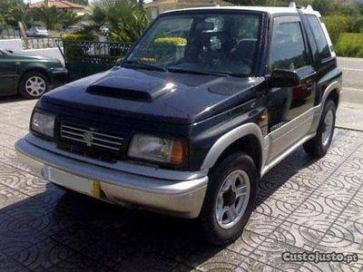 usado Suzuki Vitara Cabrio1.9TD HardTop
