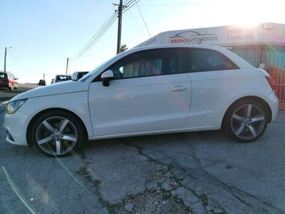 second-hand Audi A1 ---