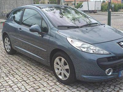 usado Peugeot 207 Comercial 1.6 HDI
