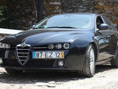 usado Alfa Romeo 159 Sportwagon 1.9 JTD Q-Tronic (150Cv)