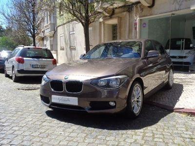 brugt BMW 116 D Efficient Dynamics Advantage