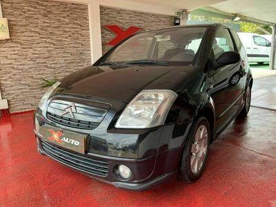 usado Citroën C2 1.4 HDi VTR Auto