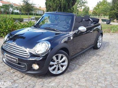 usado Mini Cooper D Cabriolet mini cooper d
