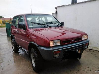 usado Nissan Terrano Slx