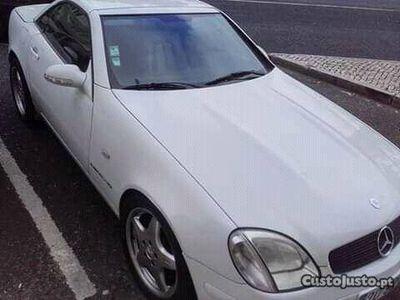 usado Mercedes SLK230 Cabrio