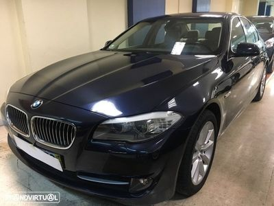 usado BMW 520 D AUTOMÁTICO NACIONAL