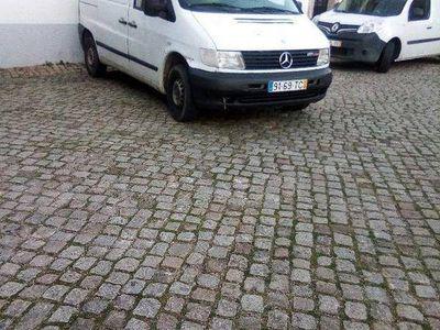 gebraucht Mercedes Vito 112CDI